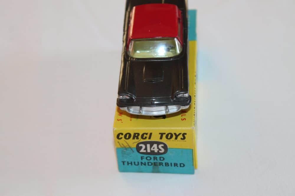 Corgi Toys 214S Ford Thunderbird-front