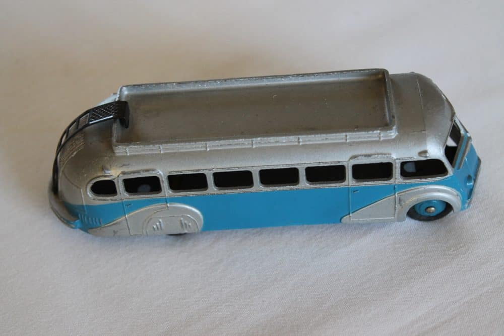 French Dinky 29E Isobloc Autocar-side