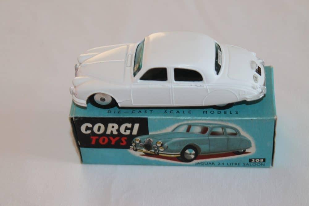 Corgi Toys 208 Jaguar 2.4 litre