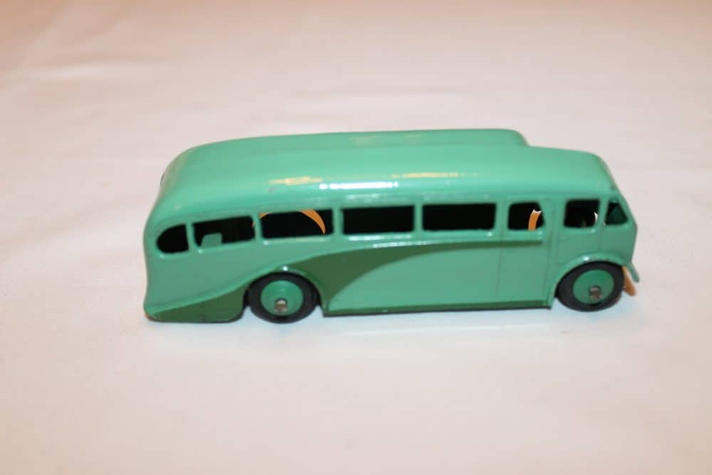 Dinky Toys 029e Half Cab Bus-side
