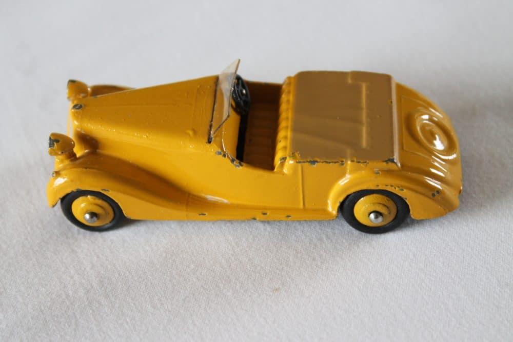 Dinky Toys 038b Sunbeam Talbot