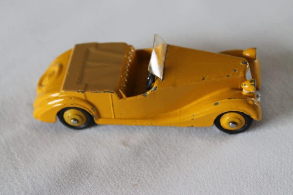 Dinky Toys 038b Sunbeam Talbot-side