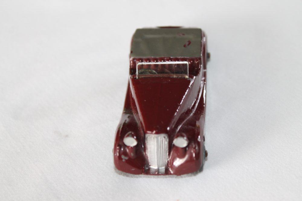 Dinky Toys 038b Sunbeam Talbot-front