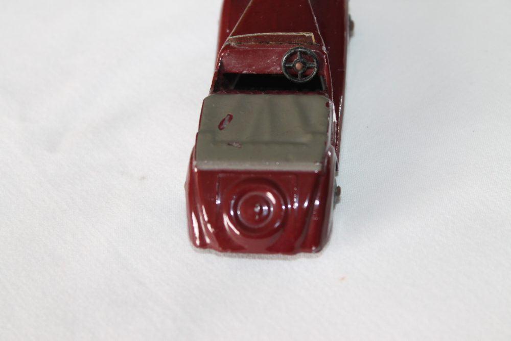 Dinky Toys 038b Sunbeam Talbot-back