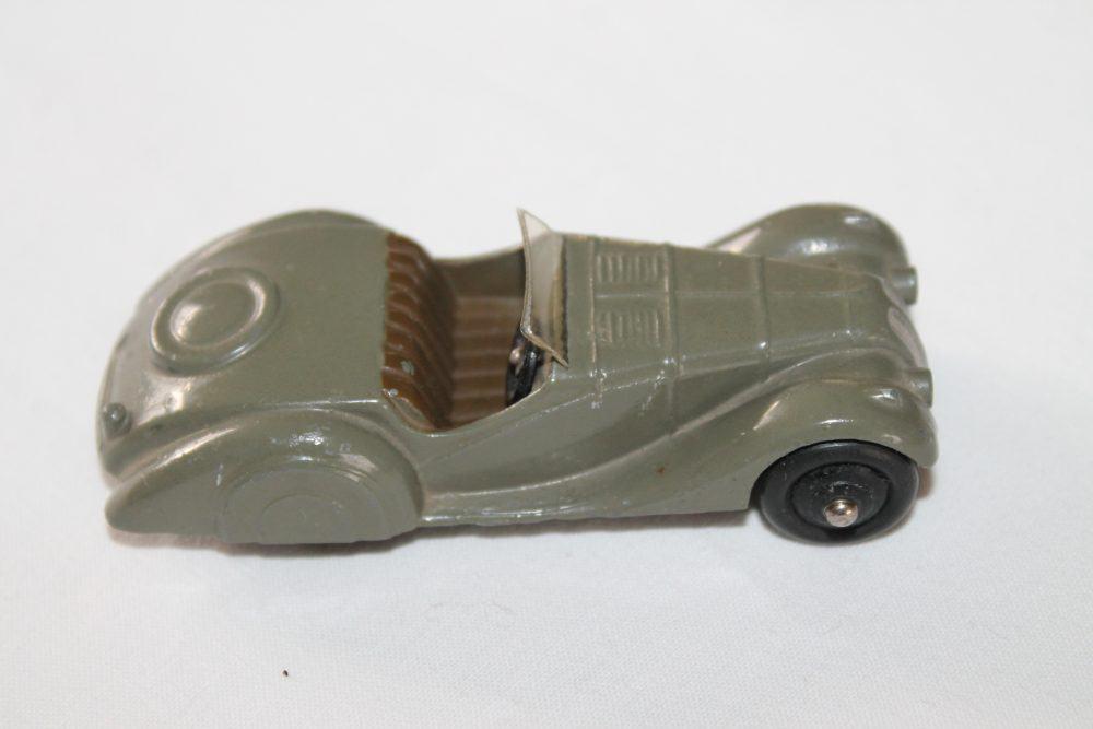 Dinky Toys 038A Frazer-Nash-side