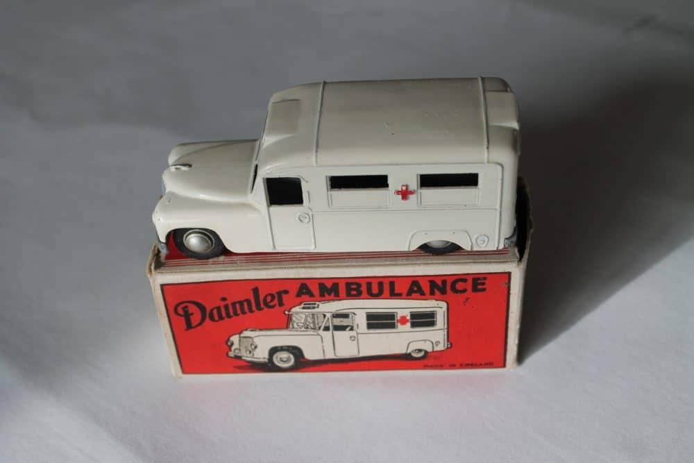 Modern Products Daimler Ambulance
