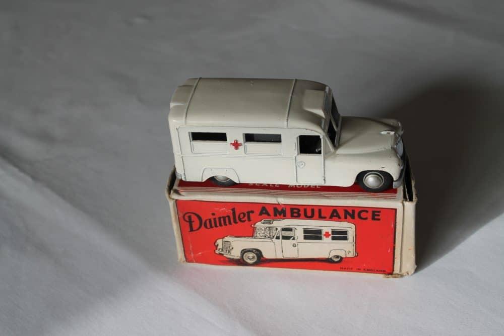 Modern Products Daimler Ambulance-side