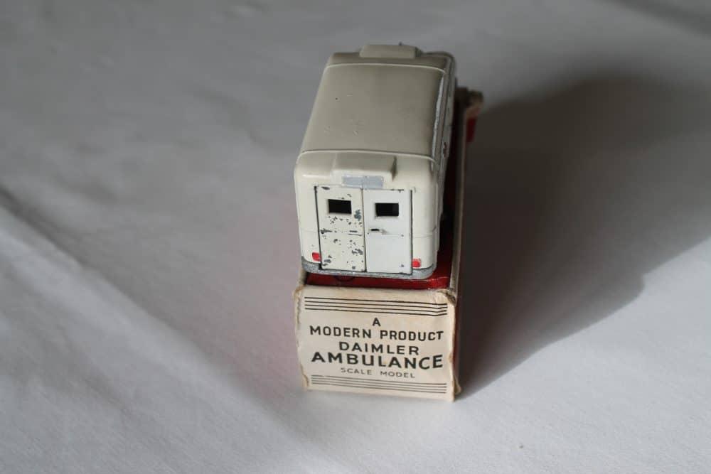 Modern Products Daimler Ambulance-back