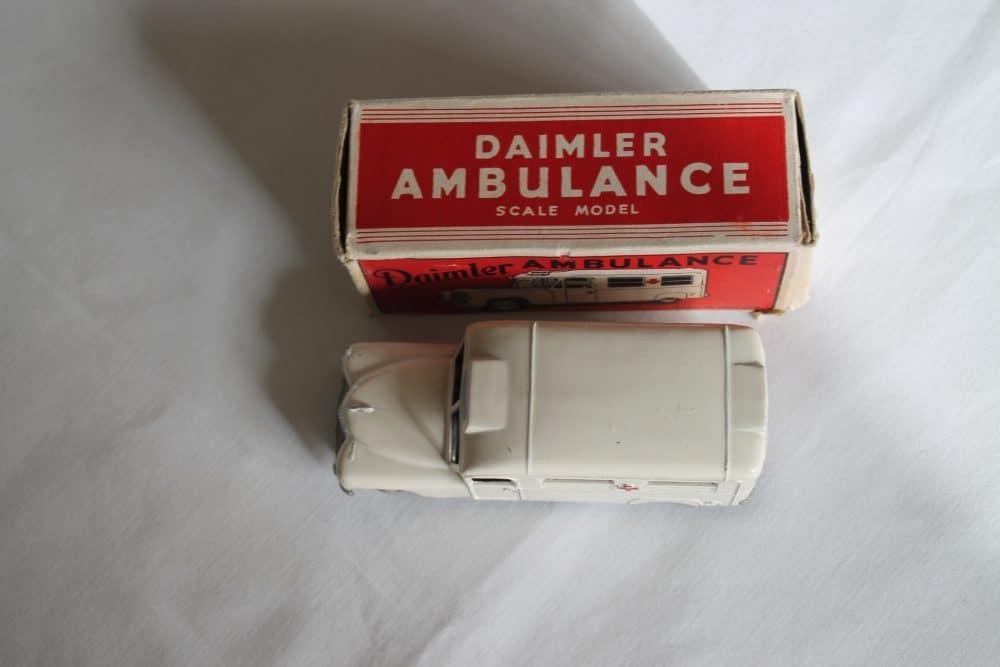 Modern Products Daimler Ambulance-top