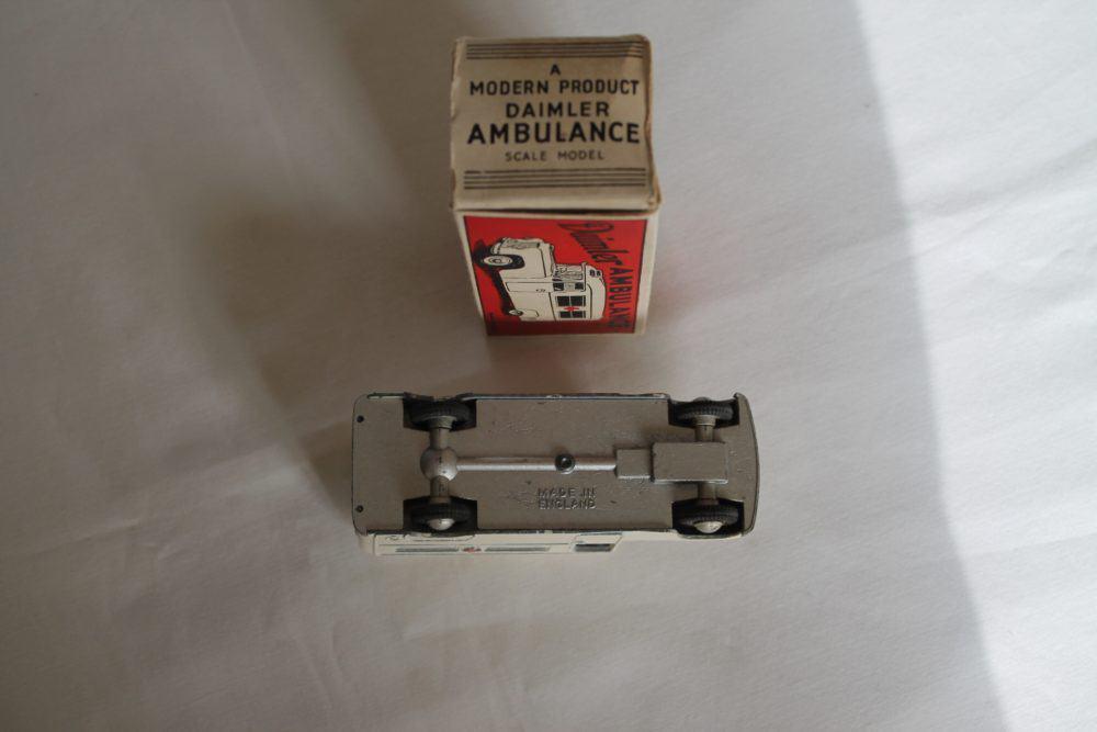 Modern Products Daimler Ambulance-base