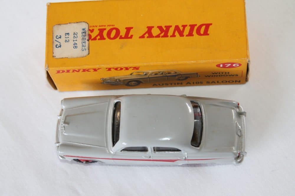 Dinky Toys 176 Austin A 105-top