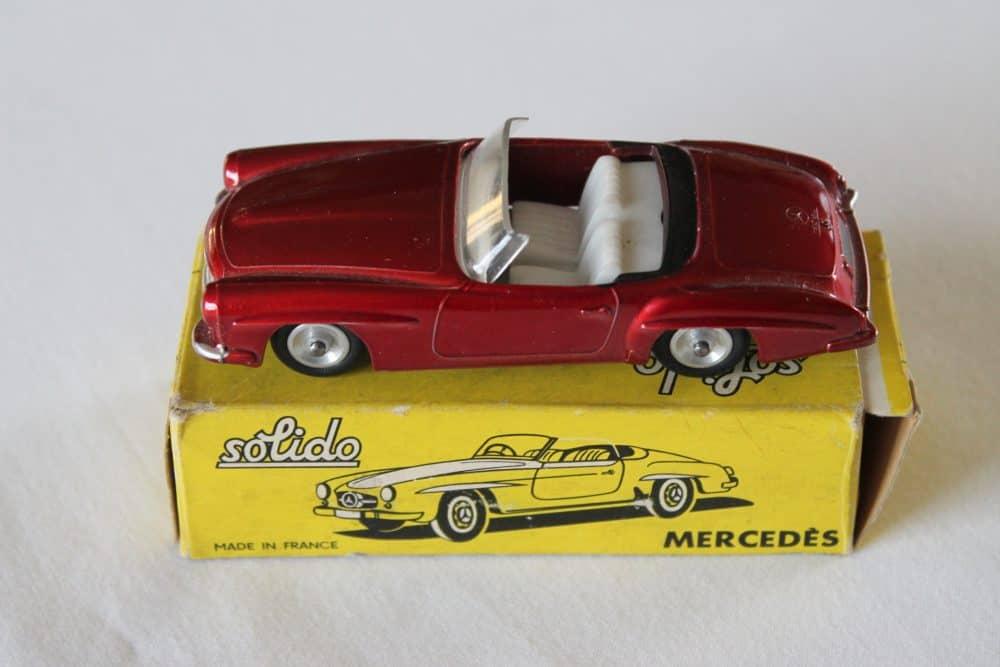 Solido Toys 105 Mercedes Benz 190 SL