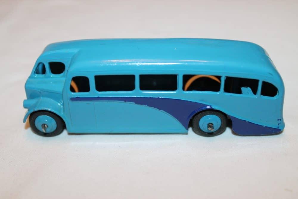 Dinky Toys 029e Half Cab Bus
