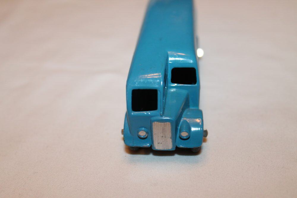 Dinky Toys 029e Half Cab Bus-front