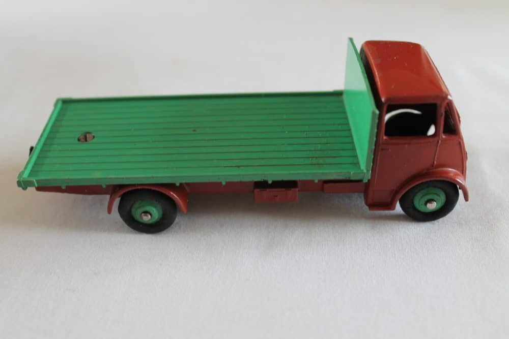 Dinky Toys 512 Guy Flat Truck-side