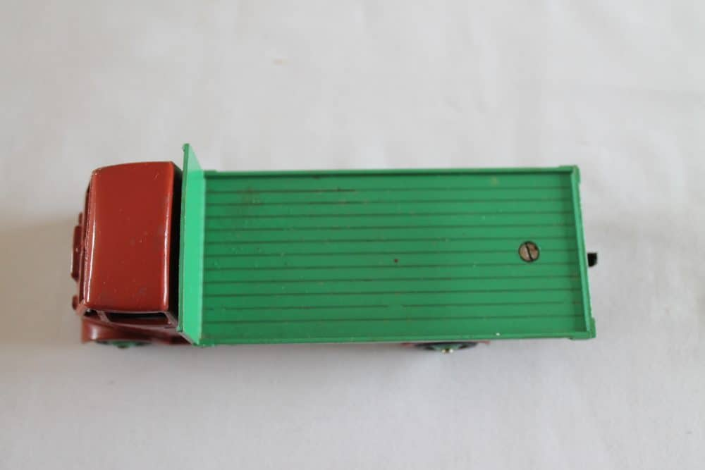 Dinky Toys 512 Guy Flat Truck-top