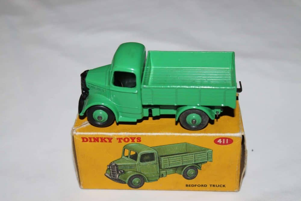 Dinky Toys 411 Bedford Truck