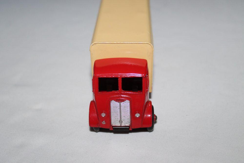 Dinky Toys 917 Guy Spratts Van-front