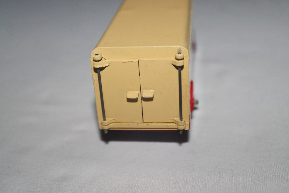 Dinky Toys 917 Guy Spratts Van-back