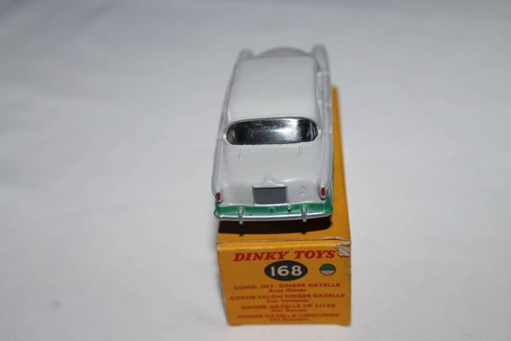 Dinky Toys 168 Singer Gazelle-back