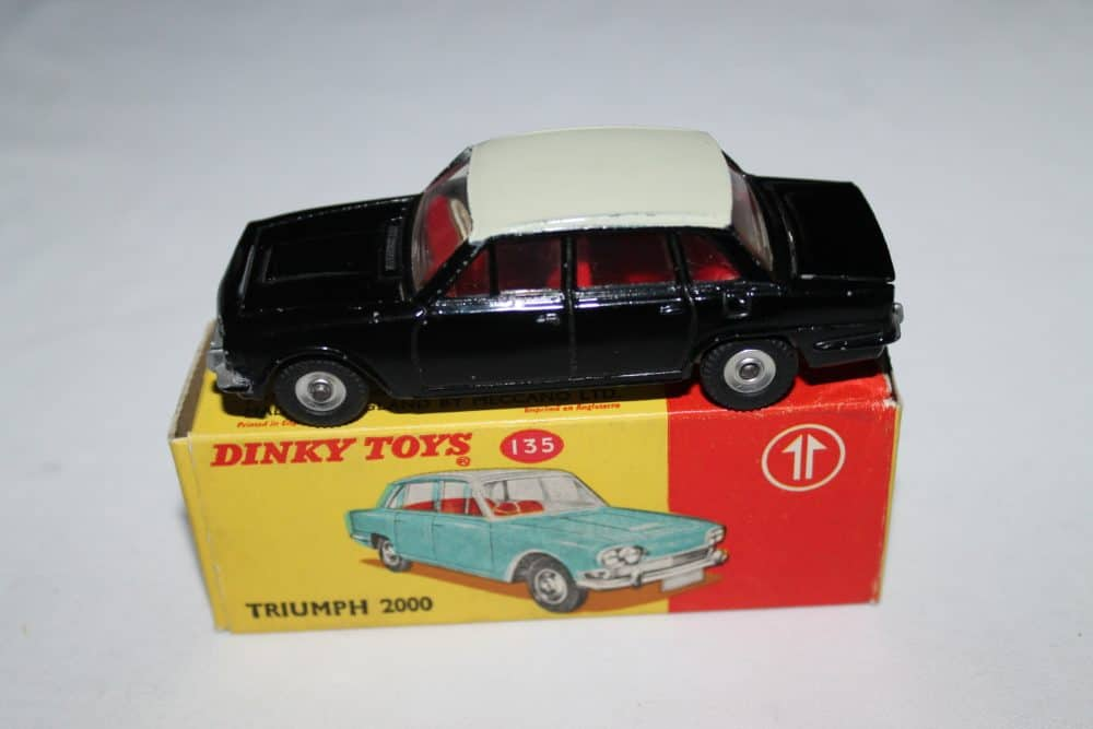 Dinky Toys 135 Triumph 2000 Rare Promotional