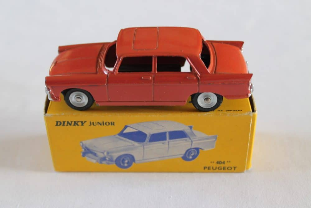 French Dinky Toys Junior 101 Peugeot 404