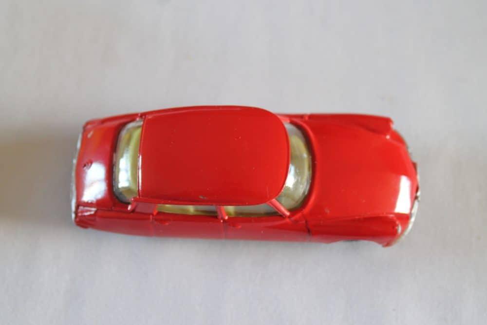 Corgi Toys 210S Citroen DS19-top