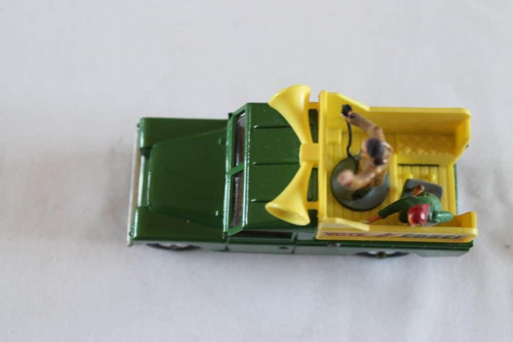 Corgi Toys 472 Public Address Vehicle-top
