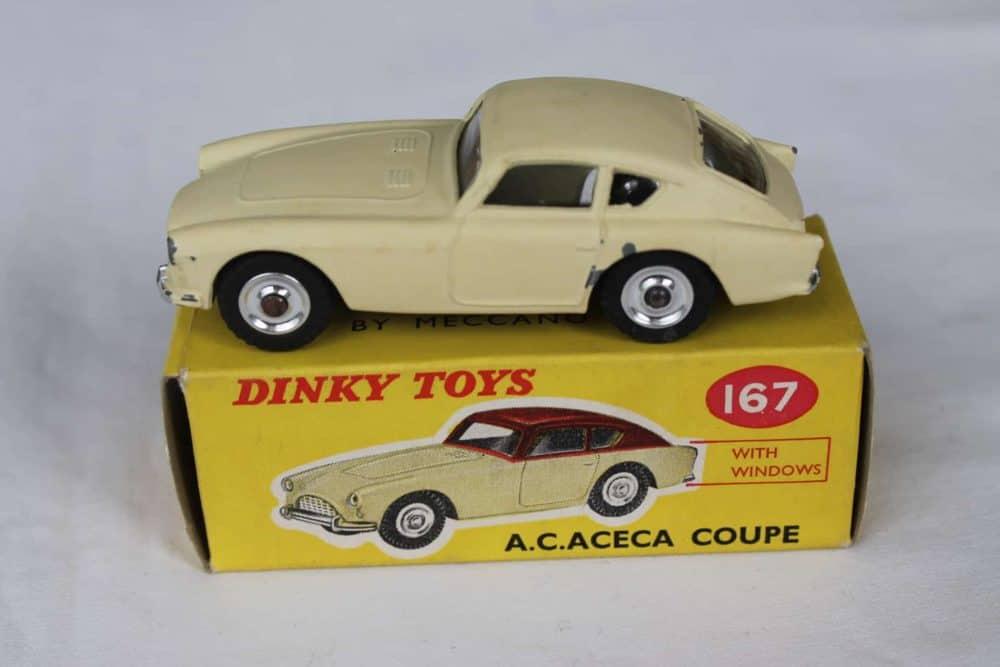 Dinky Toys 167 A.C. Aceca