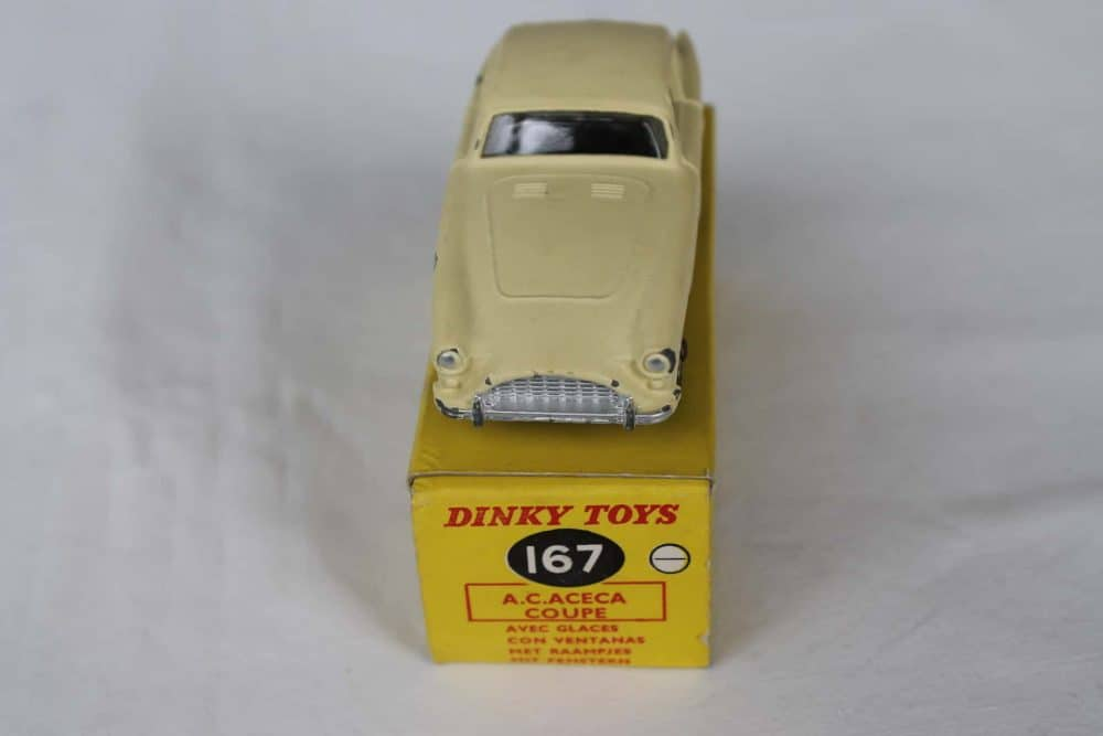 Dinky Toys 167 A.C. Aceca-front