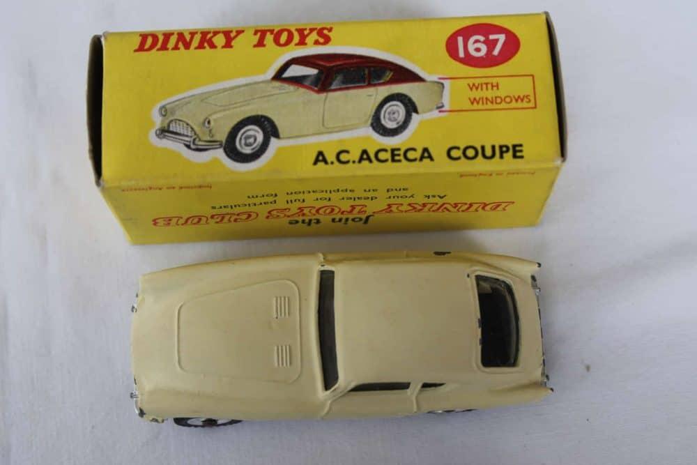 Dinky Toys 167 A.C. Aceca-top