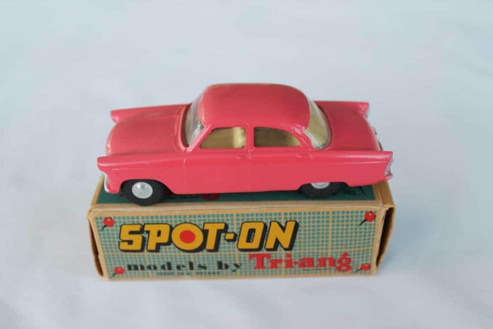 Spot-On 100 Ford Zodiac