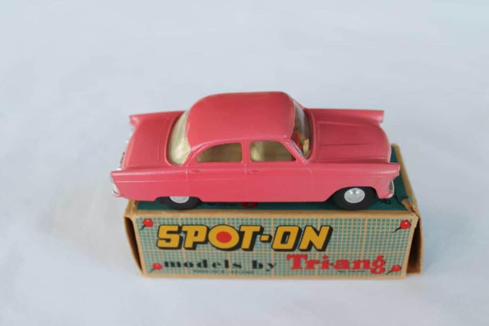 Spot-On 100 Ford Zodiac-side