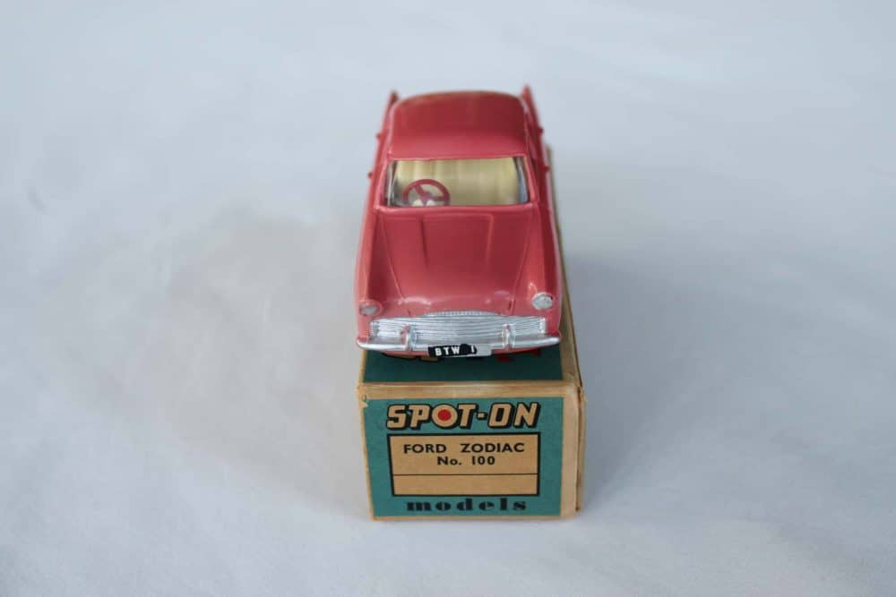 Spot-On 100 Ford Zodiac-front
