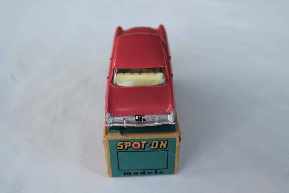 Spot-On 100 Ford Zodiac-back