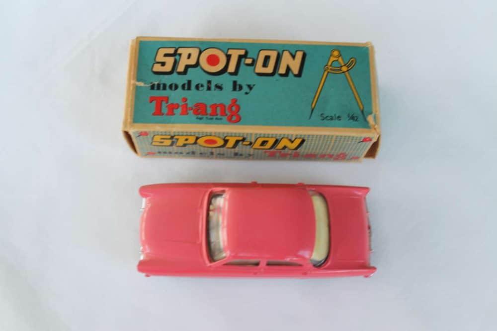 Spot-On 100 Ford Zodiac-top
