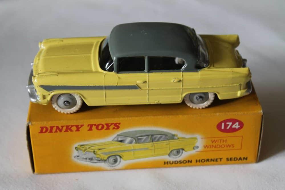Dinky Toys 174 Hudson Hornet