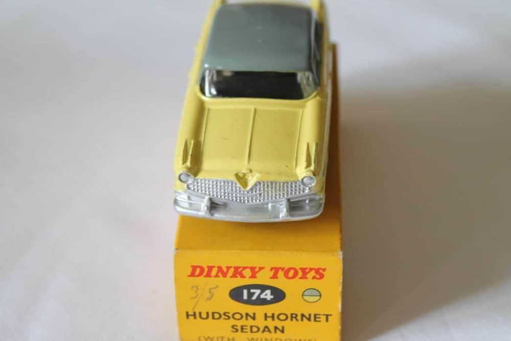 Dinky Toys 174 Hudson Hornet-front
