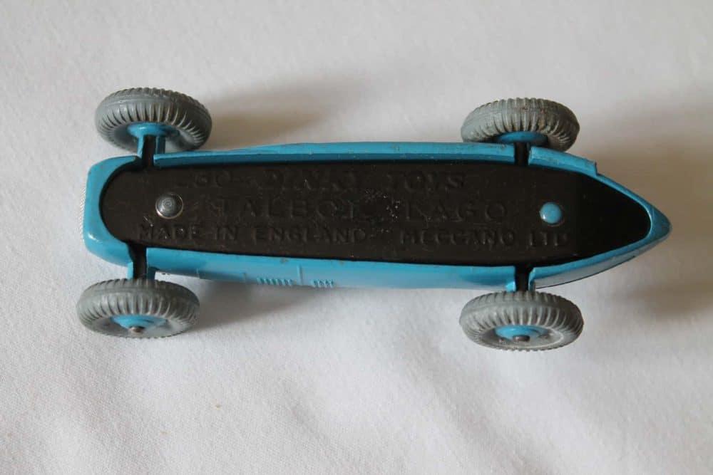 Dinky Toys 230 Talbot Lago Racing Car-base
