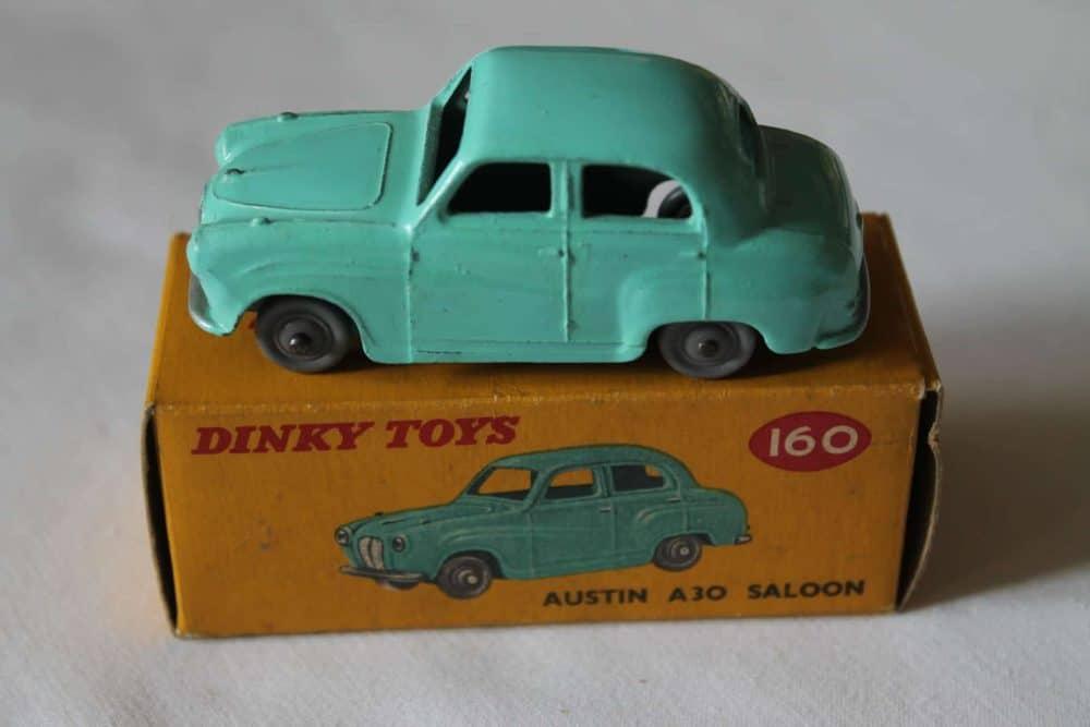 Dinky Toys 160 Austin A30 Saloon