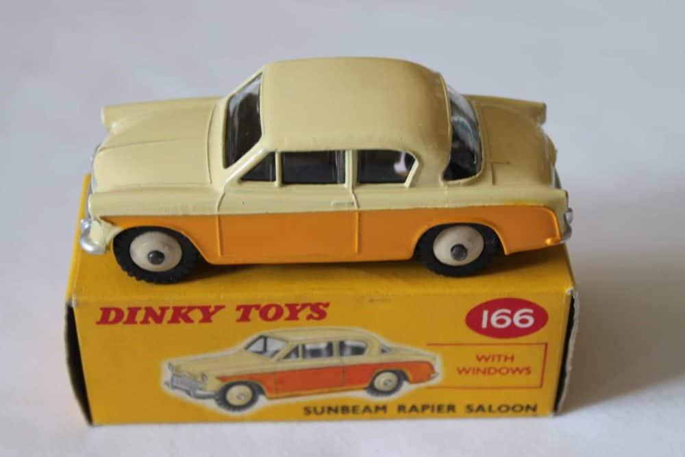 Dinky Toys 166 Sunbeam Rapier