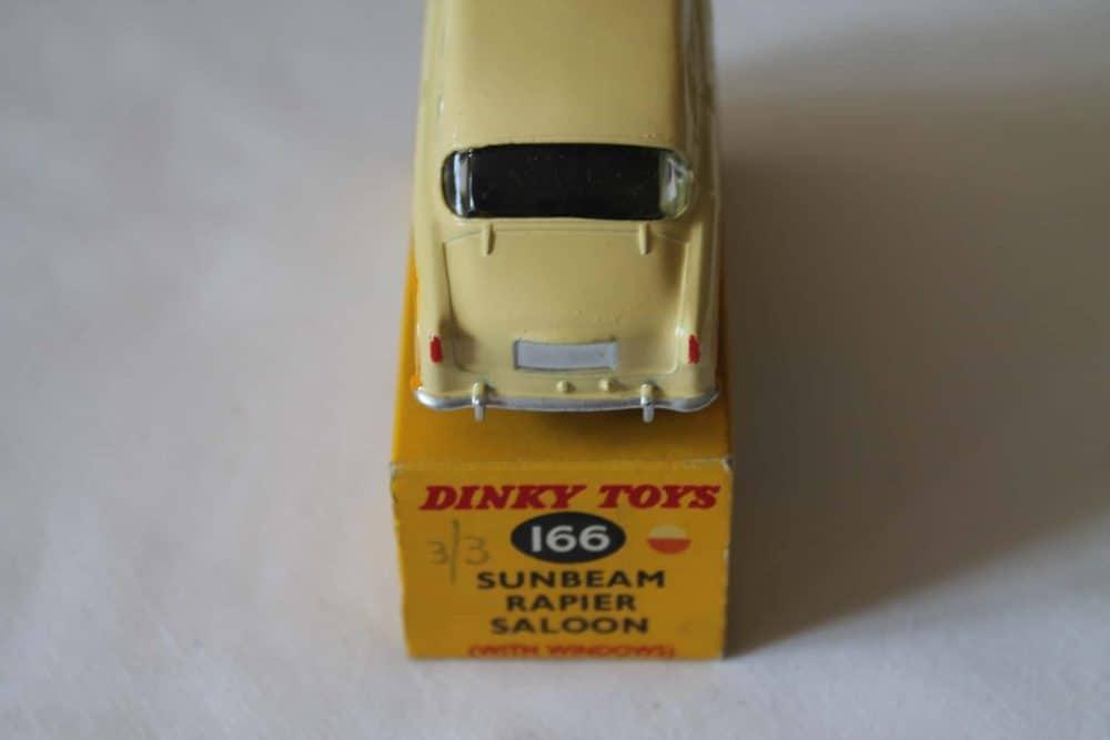 Dinky Toys 166 Sunbeam Rapier-back