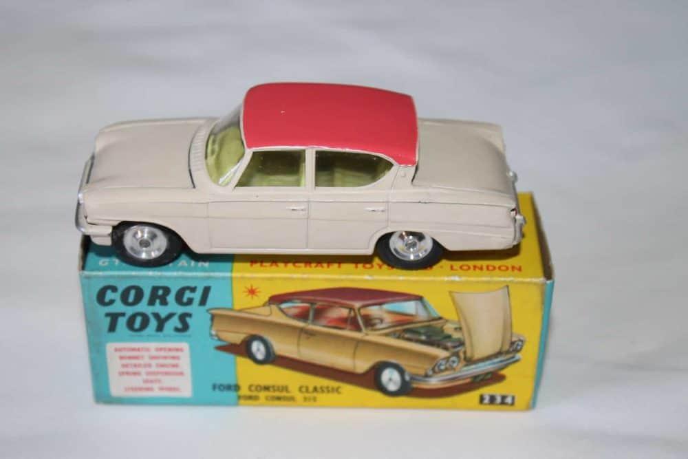 Corgi Toys 234 Ford Consul Classic
