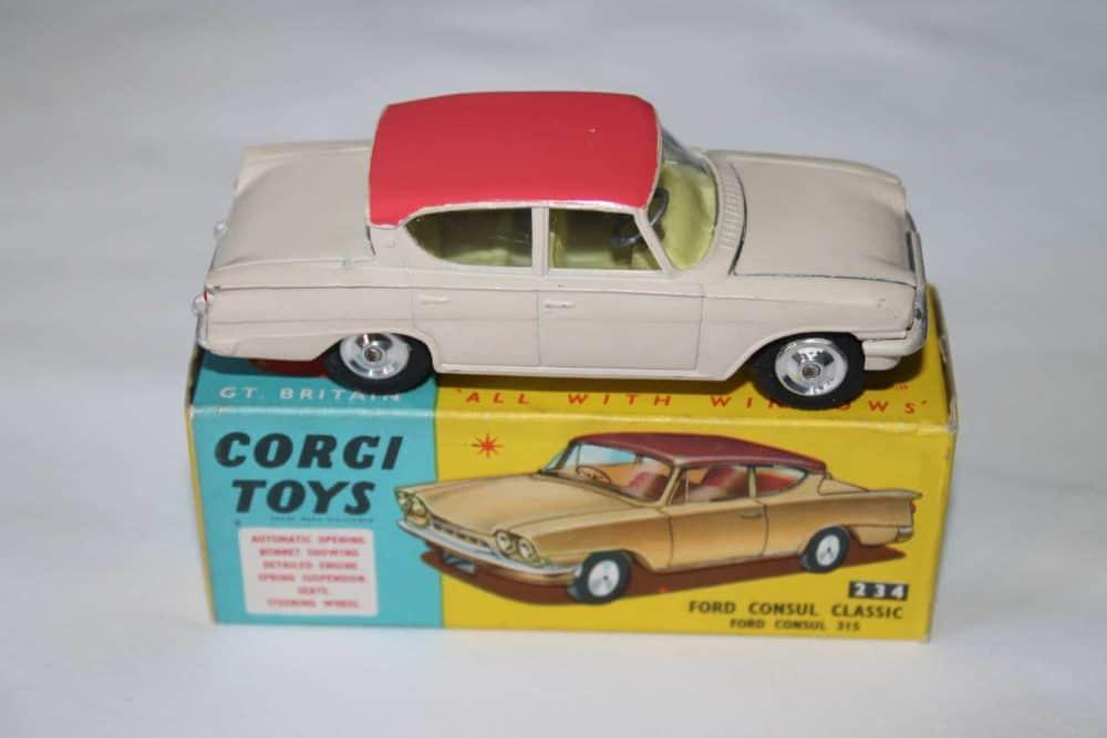 Corgi Toys 234 Ford Consul Classic-side