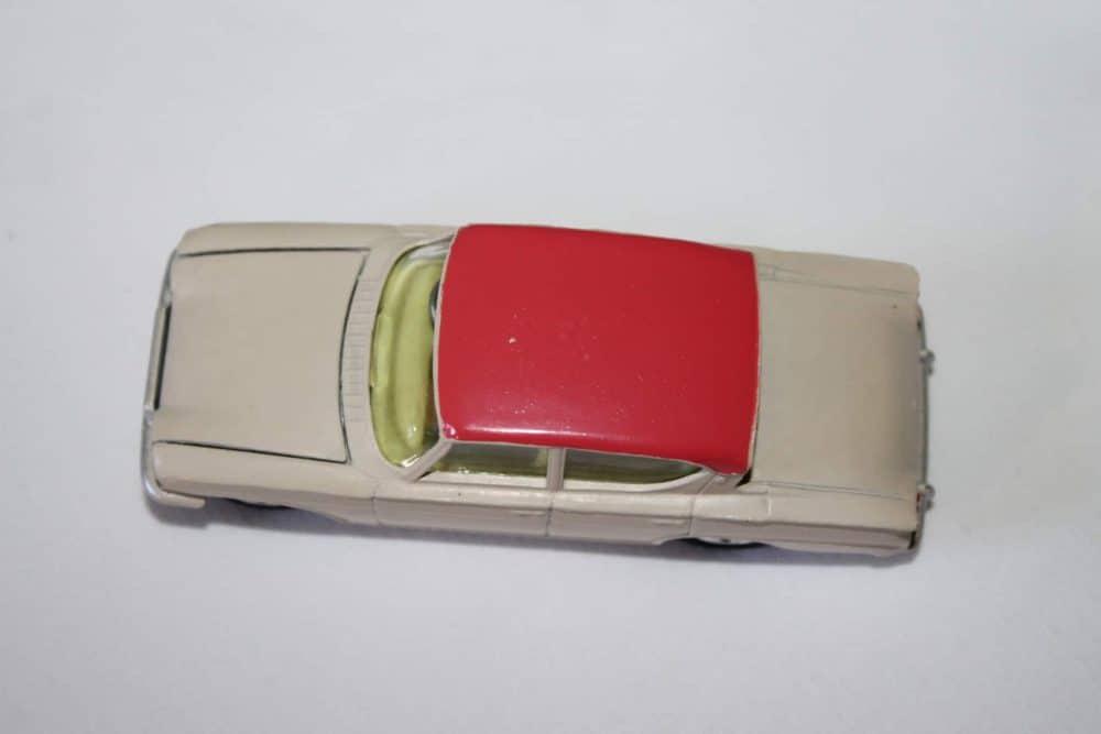 Corgi Toys 234 Ford Consul Classic-top