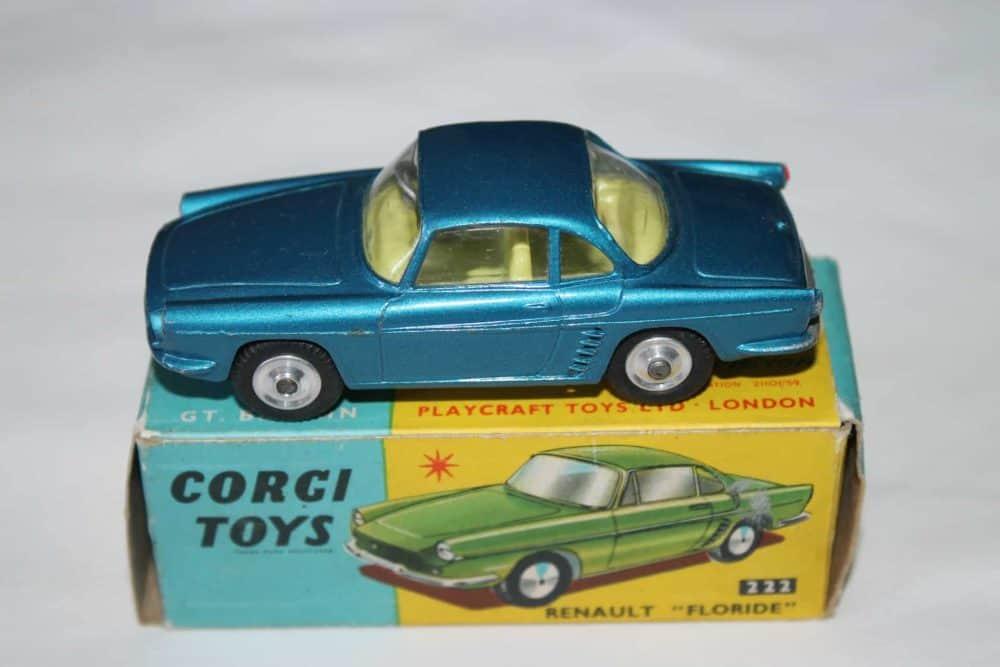 Corgi Toys 222 Renault Floride