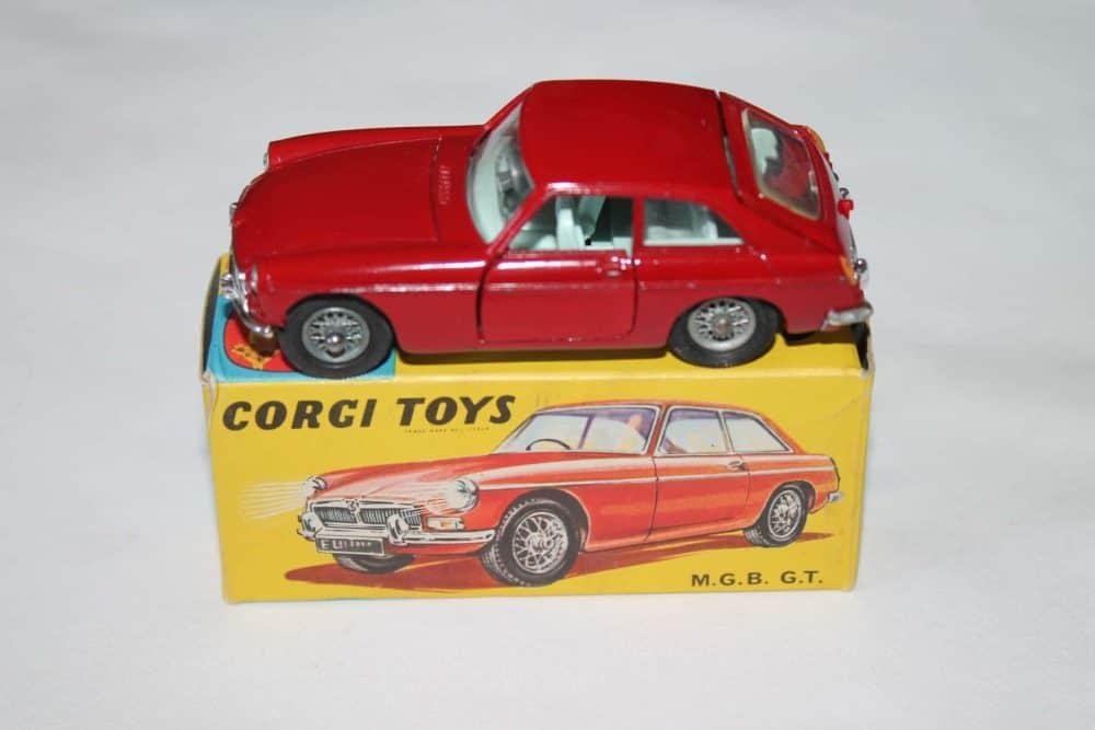 Corgi Toys 327 MGB G.T.