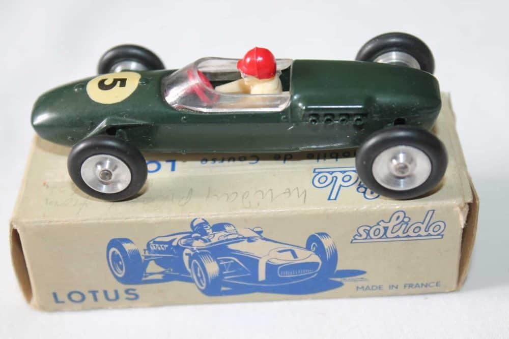 Solido Toys 118 Lotus F 1