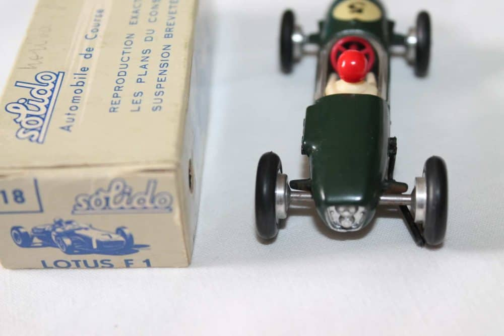 Solido Toys 118 Lotus F 1-back