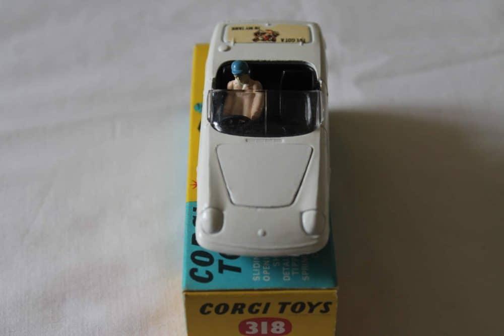 Corgi Toys 318 Lotus Elan S 2-front